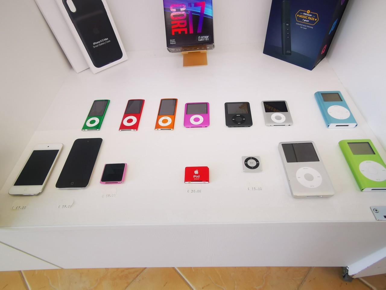 картинка Naudoti Apple iPod Vilnius от магазина Одежда+