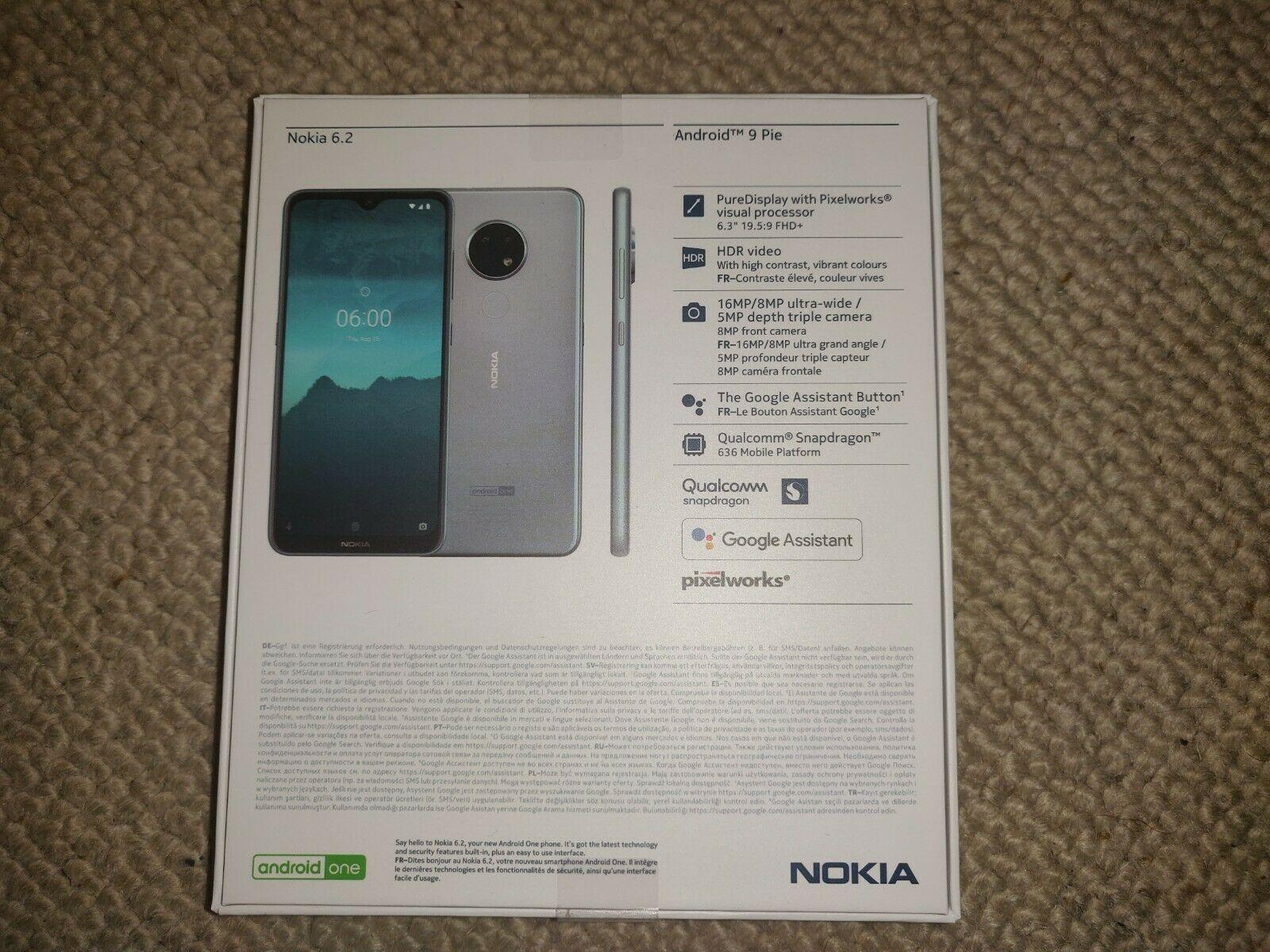 картинка Nauja Nokia 6.2 su Garantija от магазина Одежда+