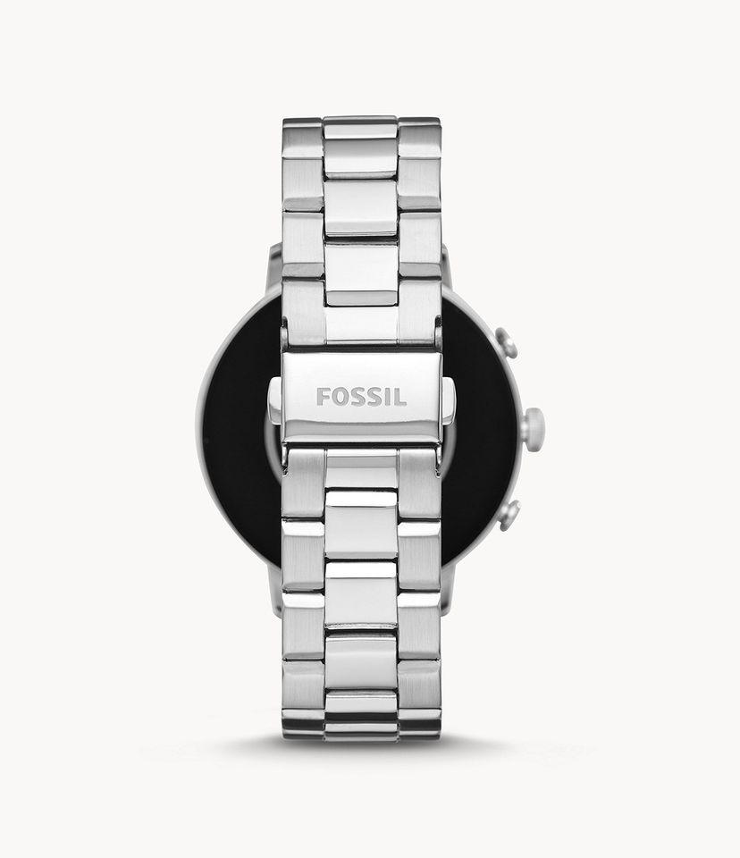 картинка Naujas Fossil Gen 4 Q Venture Hr Rose Gold от магазина Одежда+