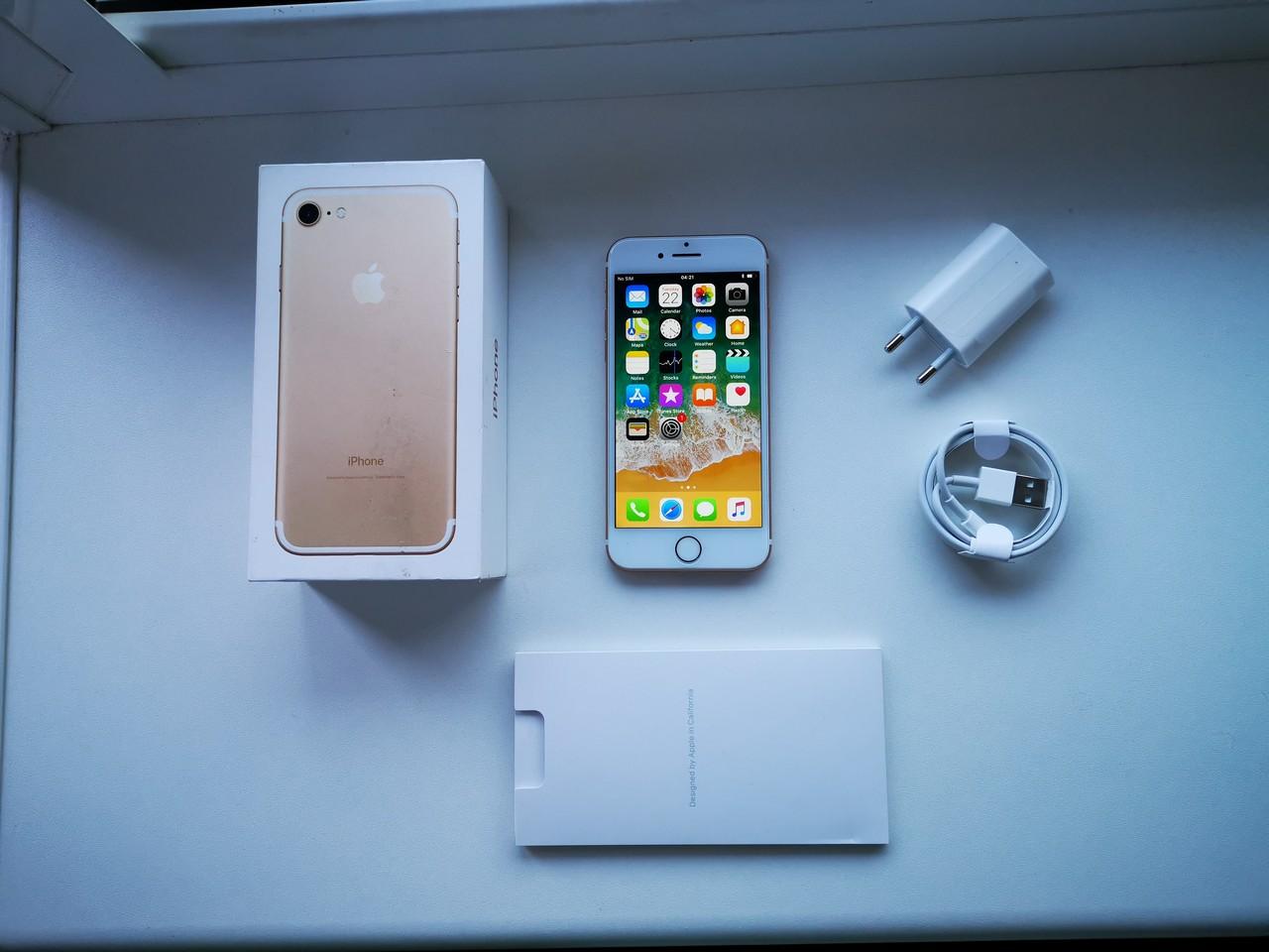 картинка Naudotas iPhone 7 Gold от магазина Одежда+