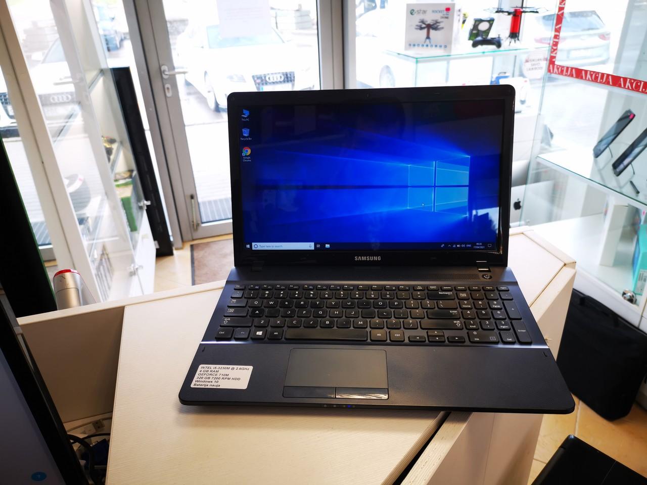 картинка Samsung laptopas žaidimams от магазина Одежда+