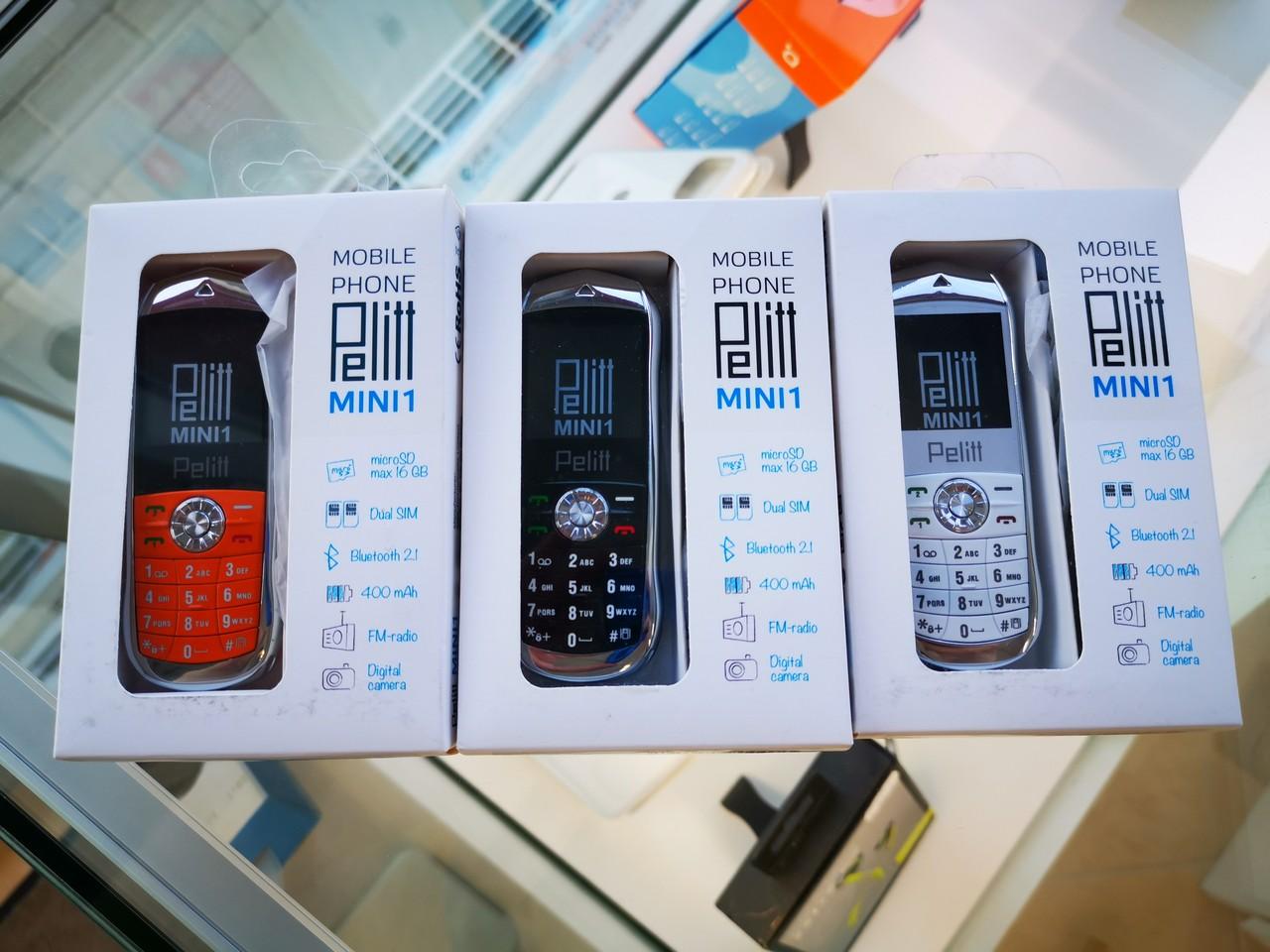 картинка Naujas Pelitt Mini 1 Dual SIM от магазина Одежда+