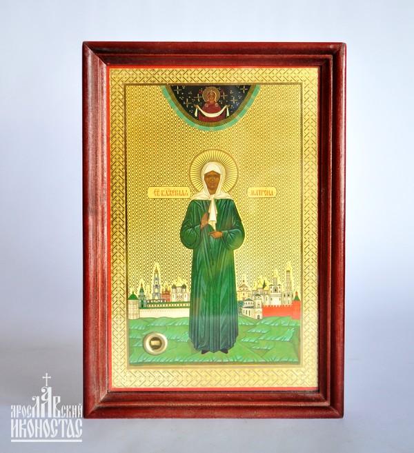 картинка Св. Блаж.Матроны от магазина мастерской Ярославский иконостас