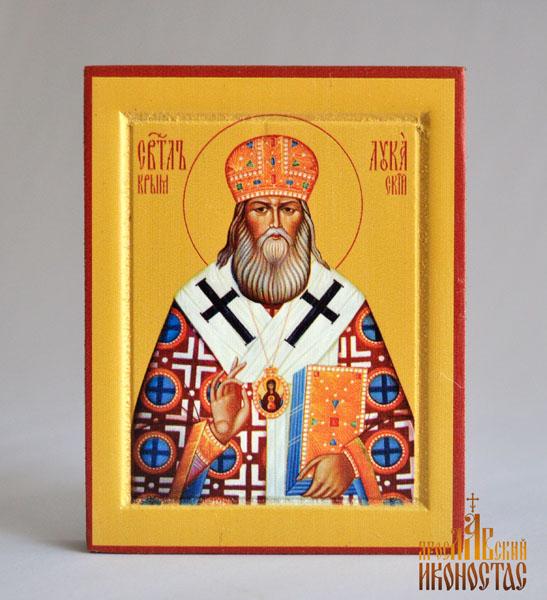 картинка Св. Лука Крымский от магазина мастерской Ярославский иконостас
