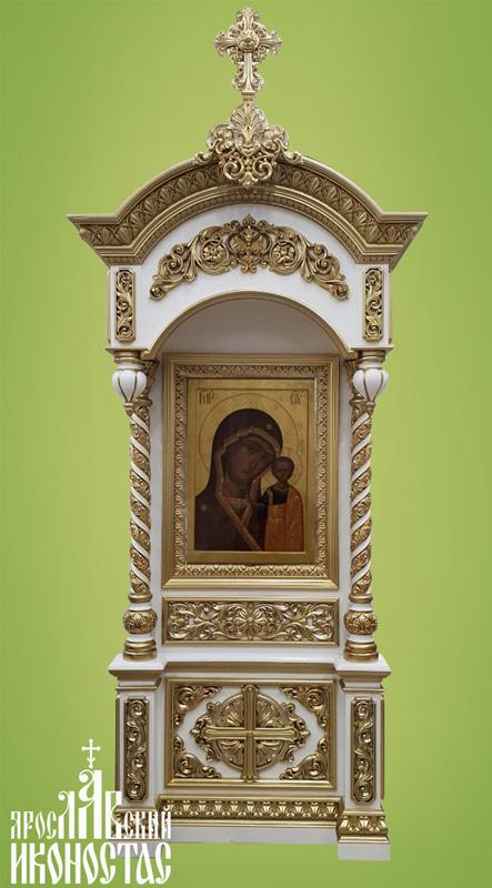 картинка Киот напольный от магазина мастерской Ярославский иконостас