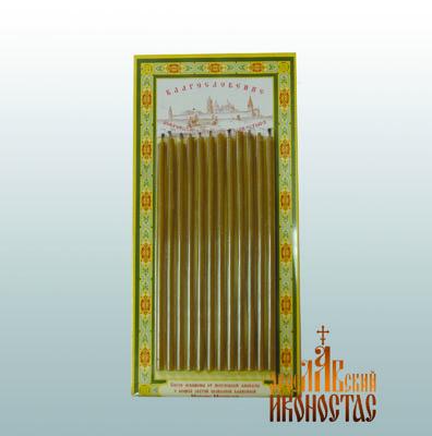 картинка Набор свечей от магазина мастерской Ярославский иконостас